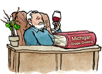 Michigan's Dr. Grape, Stan Howell